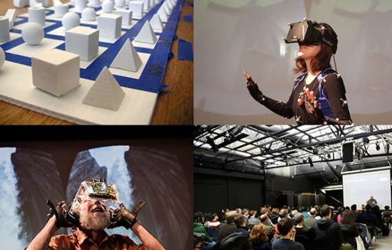 Virtual and Material - Applied Research at Emily Carr University of Art + Design